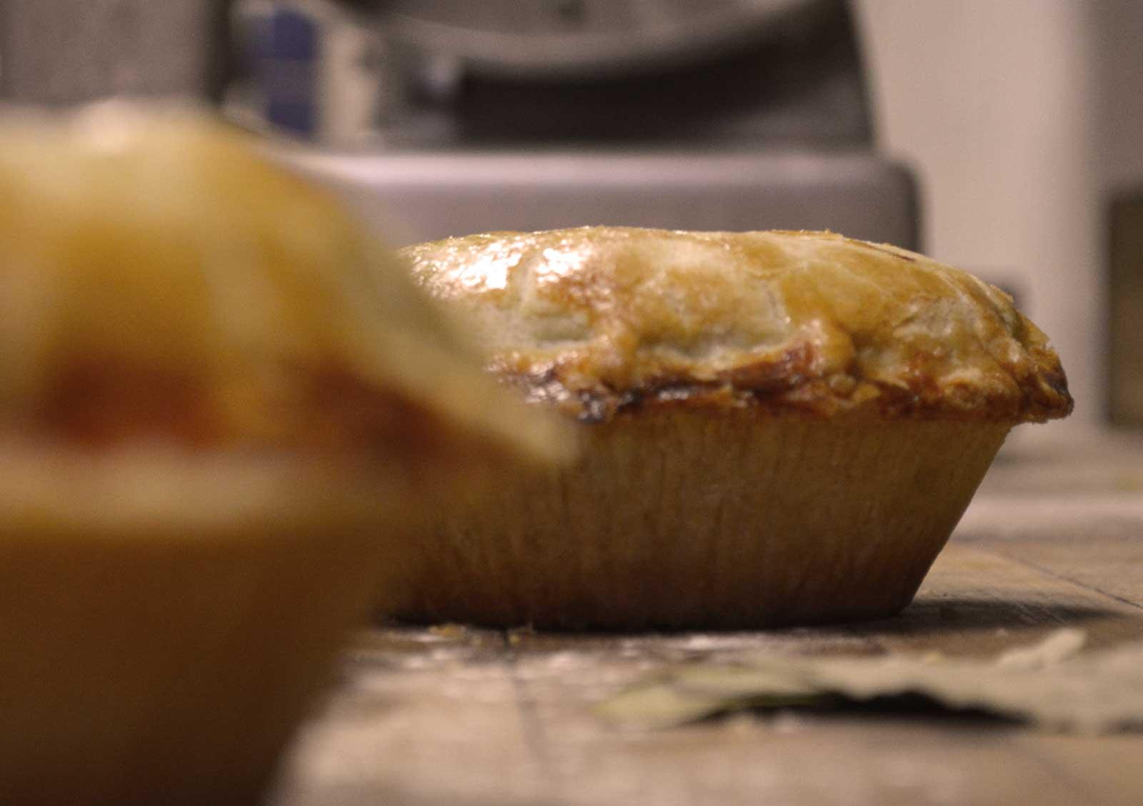 Steak & Veggie Pie - Mr Cooper's Pies